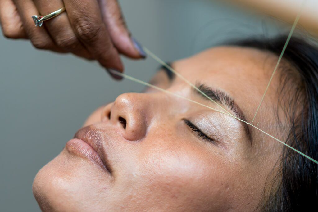 Threading-Eyebrow